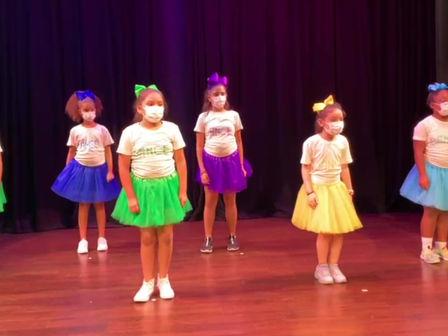 Elementary Dance Group