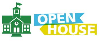 Schedule for Sept 6 OPEN HOUSE   Horario para CASA ABIERTA el 6 de septiembre