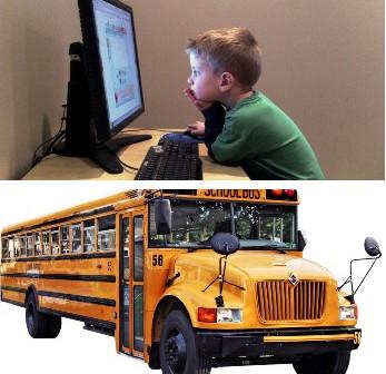 Online School or Regular School? ¿Escuela En Línea O Escuela Regular?