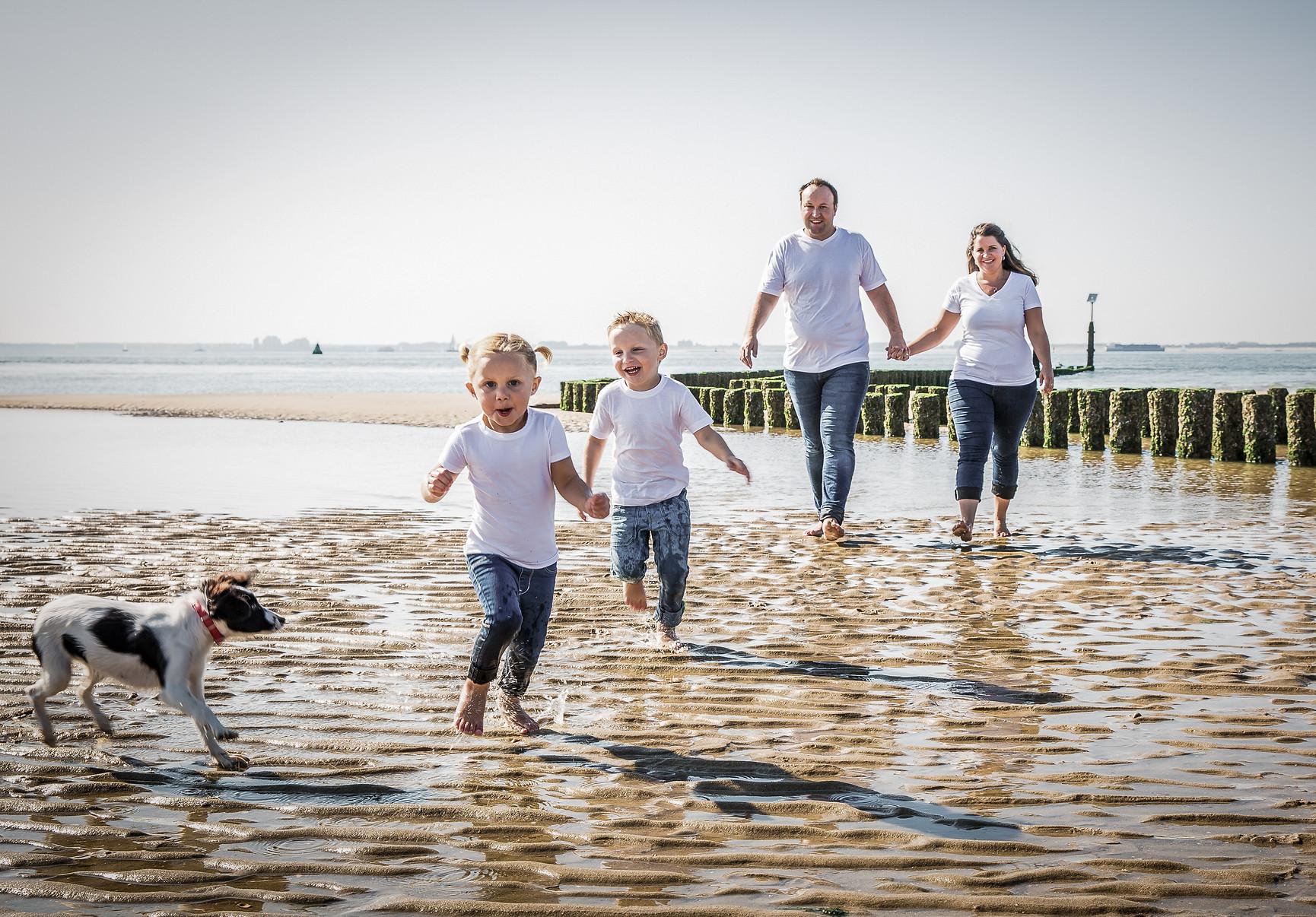Familie Schutz - Martijn Izelle Seff Mila