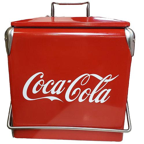 Replica Coca-Cola Metal Box Cooler
