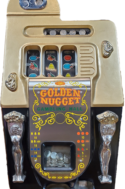 Mills Golden Nugget 5¢ Slots
