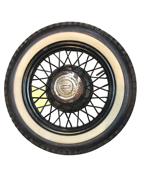 1930s Ford Pickup Wheels (4)