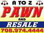 A to Z Pawn & Resale Logo