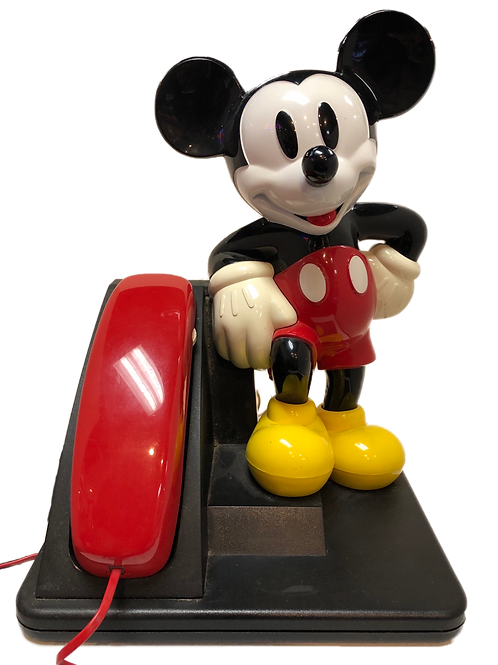 Mickey Mouse Telephone Corded