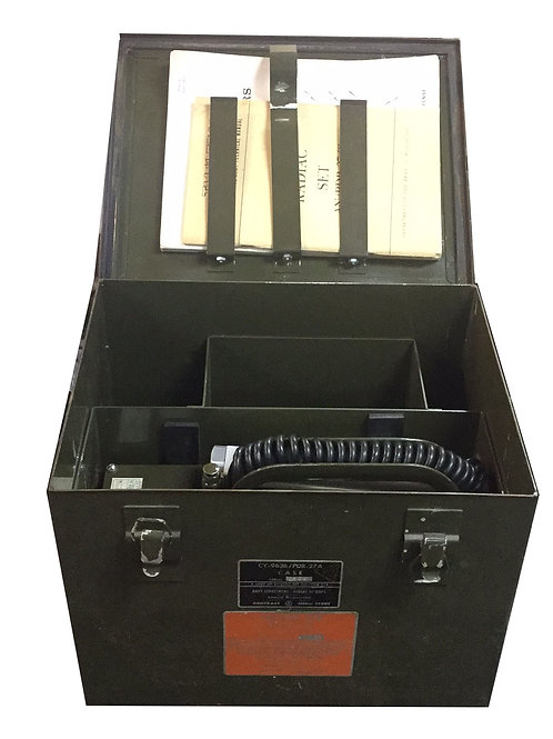 Vietnam Era Radiac Meter