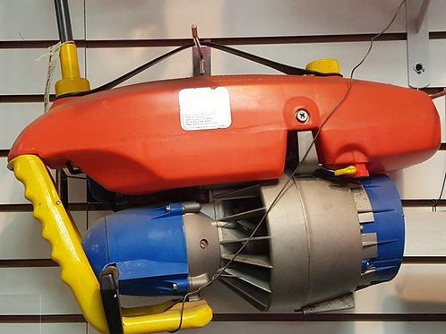 Vintage Aqua Scooter