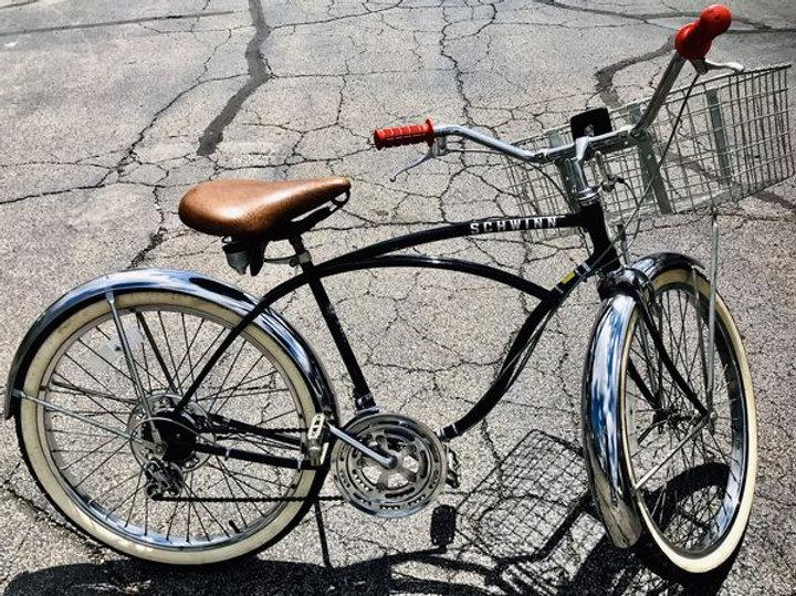 Vintage Schwinn Cruiser Bike Bicycle