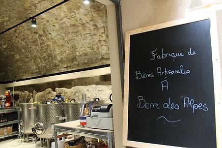 Bières blonde berroise, brasserie berroise, bière, berre les alpes, brasserie artisanale, alpes maritimes