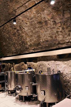 Cuves de brassage, Bières blonde berroise, brasserie berroise, bière, berre les alpes, brasserie artisanale, alpes maritimes