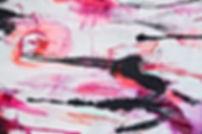 détail peinture de Aurelia boullen