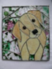 A. Newell. Rosie, Lab puppy.JPG