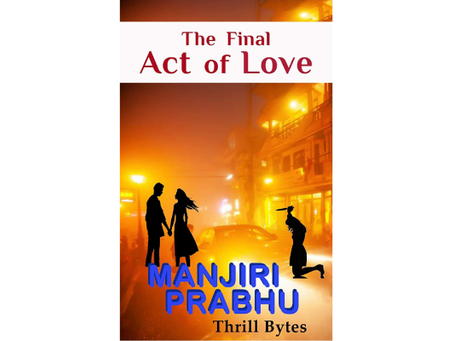 Book Review #150: The Final Act of Love by Manjiri Prabhu
