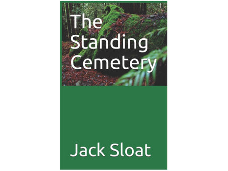 Book Review #174: Standing Cemetery by  Jack Sloat
