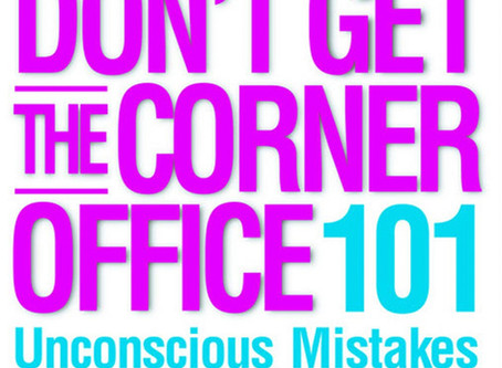 Book review #3 : Nice girls don't get the Corner Office by Dr. Lois P. Frankel