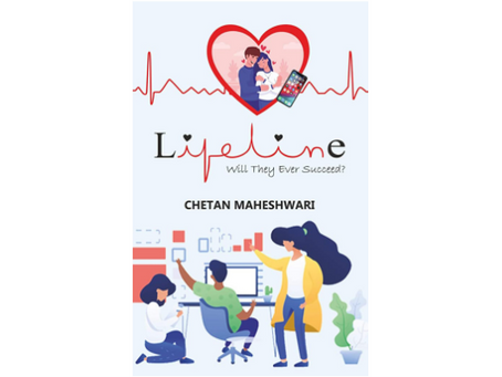 Book Review #159: Lifeline by Chetan Maheshwari