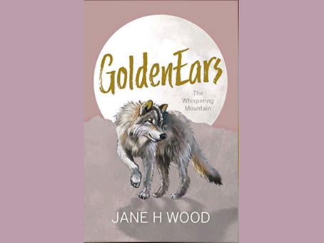 Book Review #35 : GoldenEars by Jane H Wood
