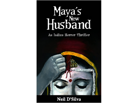 Book Review #190: Maya's New Husband by Neil D'Silva