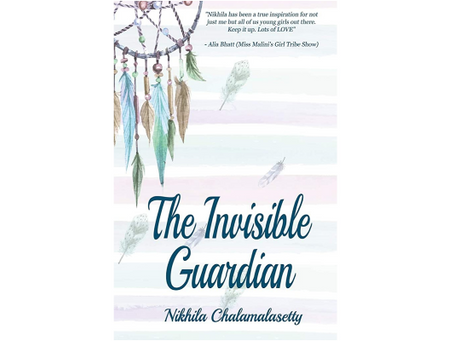 Book Review #141: The Invisible Guardian by Nikhila Chalamalasetty