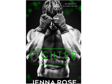 Book Review #25 : Fighter by Jenna Rose