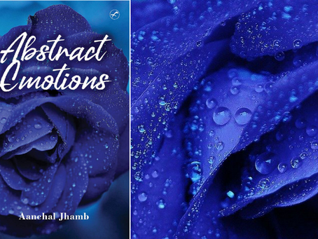 Book Review #40 : Abstract Emotions by Aanchal Jhamb
