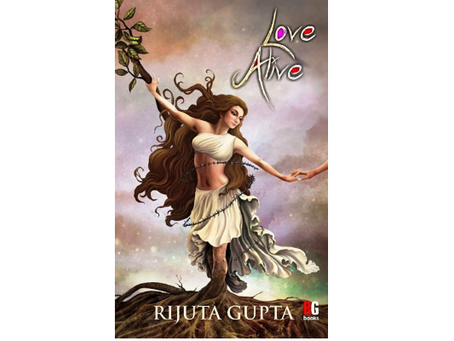 Book Review #165: Love Alive by Rijuta Gupta