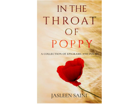 Book Review #188: In the Throat of Poppy by Jasleen Saini