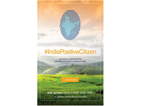 Book Review #183: India Positive Citizen by Savitha Rao