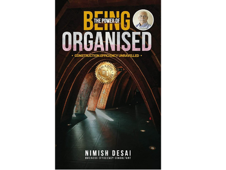 Book Review #148: The Power of Being organised by Nimish Desai