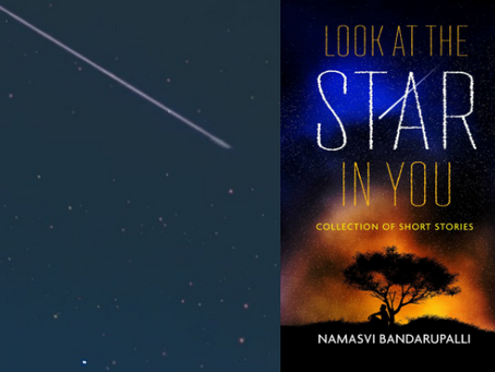 Book Review #20 : Look at the Star in You by Namasvi Bandarupalli