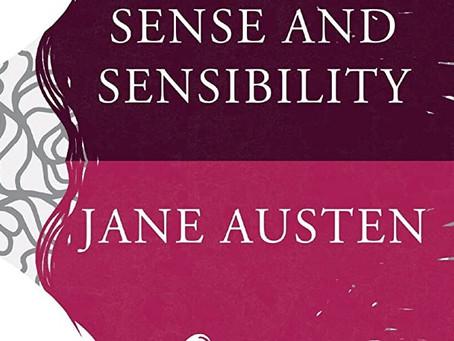 Book review #8 : Sense and Sensibility by Jane Austen