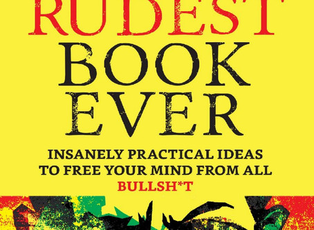Book review #5 : The Rudest book ever by Shwetabh Gangwar