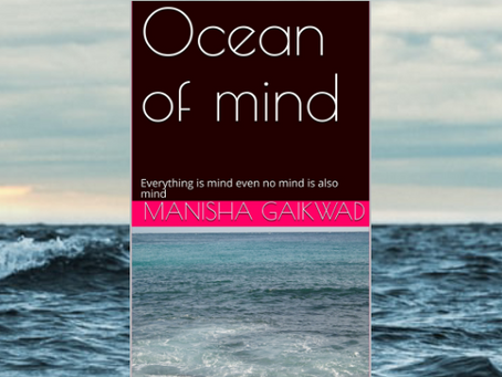 Book Review #30 : Ocean of Mind by Manisha Gaikwad