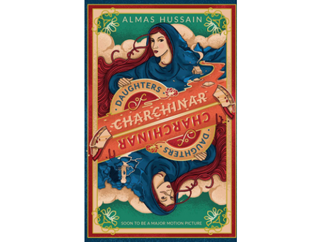Book Review #152 : Daughters of Char Chinar by Almas Hussain
