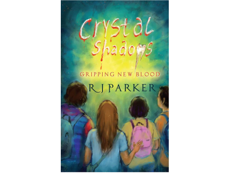 Book Review #158: Crystal Shadows by RJ Parker