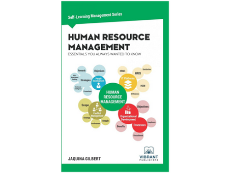 Book Review #197: Human Resource Management Essentials You Always Wanted to Know by Jaquina  Gilbert
