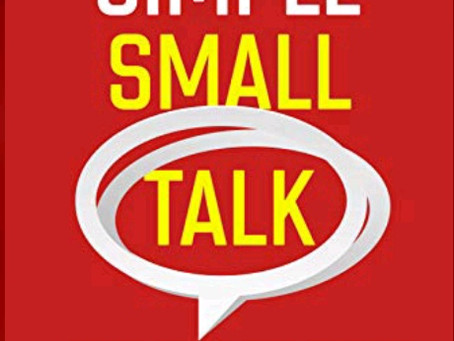 Book review #10 : Simple Small Talk by Gerard Shaw