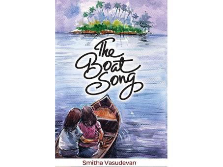 Book Review #137: The Boat Song by Smita Vasudevan