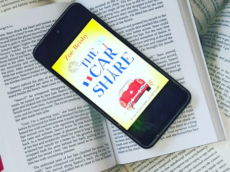 Book Review #205: The Car Share by Zoe Brisby