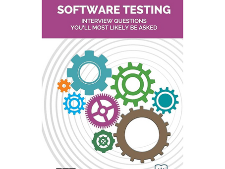 Book Review #195: Software Testing Interview Questions You'll Most Likely Be Asked