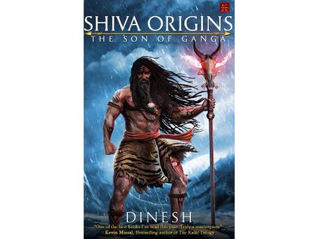 Book Review #157: Shiva Origins by Dinesh Veera