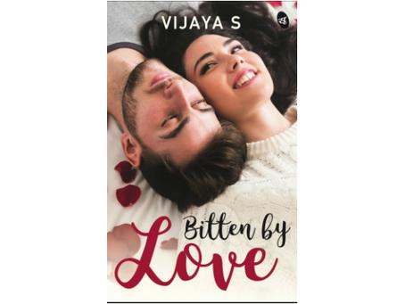 Book Review #172: Bitten by Love by Vijaya Sandireddy