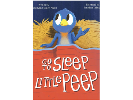 Book Review #142: Go to sleep Little Peep by Brendilynn Mantey-Annor