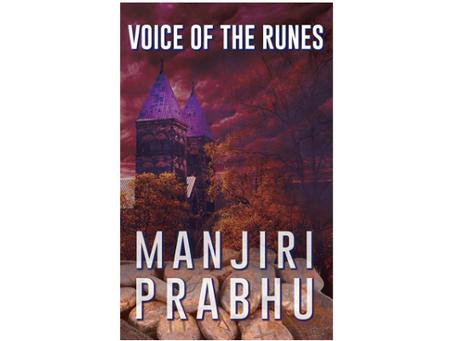 Book Review #166: Voice of the Runes by Manjiri Prabhu