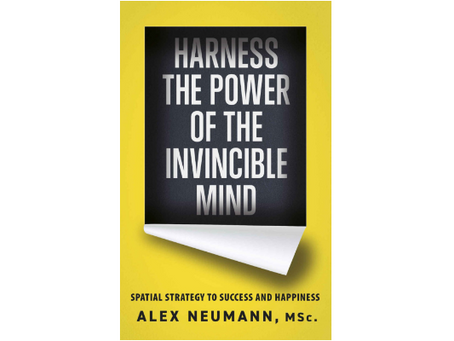 Book Review #153: Harness the power of Invincible mind by Alex Neumann