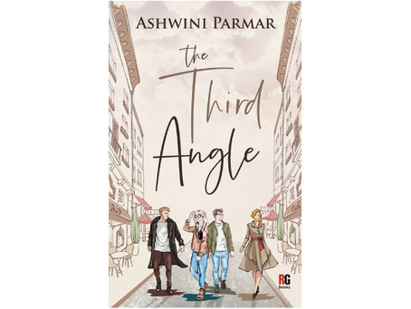 Book Review #193: The Third Angle by Ashwini Parmar