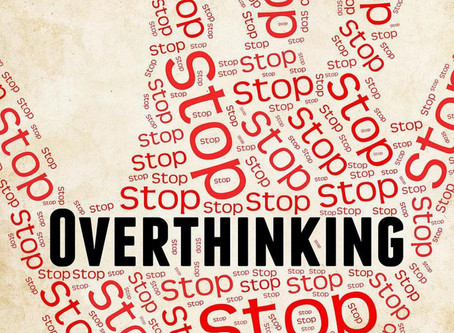 Book review #2 : Overthinking by Anthony Heston
