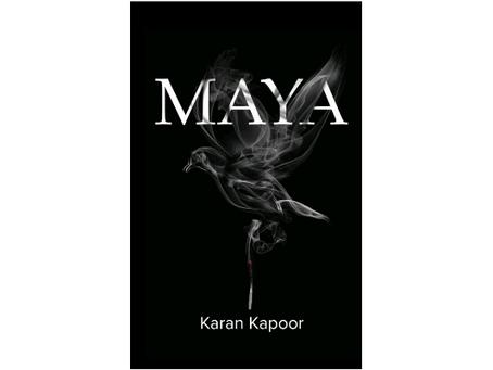 Book Review #178: Maya by Karan Kapoor