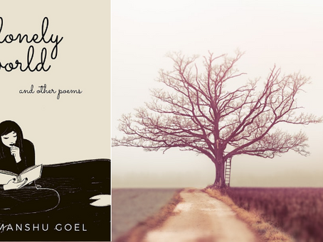 Book Review #23 : A Lonely World by Himanshu Goel