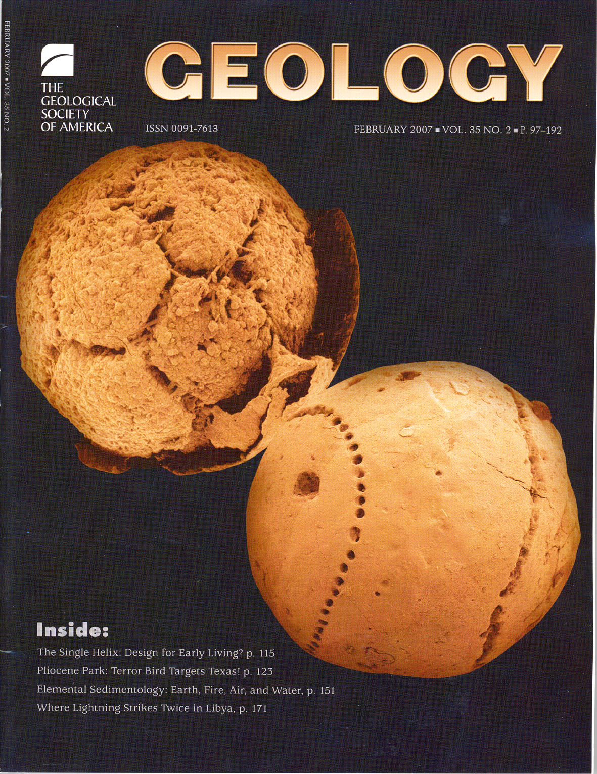 2007XiaoGeologyCover